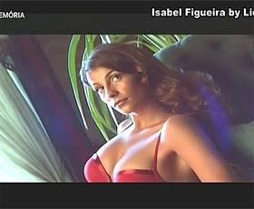 Isabel Figueira super sensual em sessão fotográfica para a Triumph