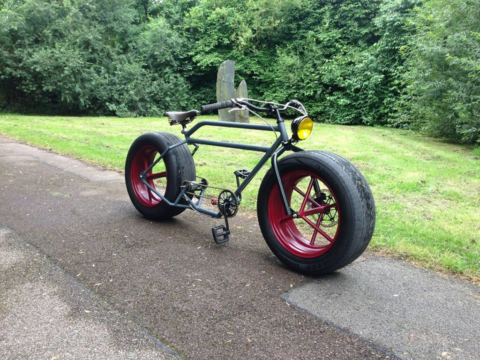 Car Wheel Bicycle The Awesomer