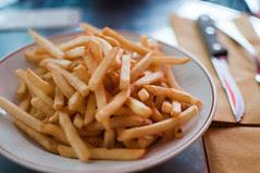 Fried potates