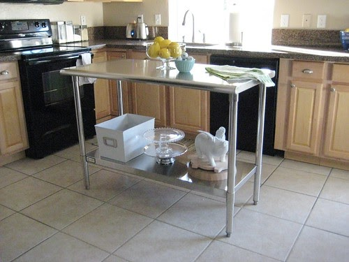 chrome kitchen island tart house stainless steel island 11001