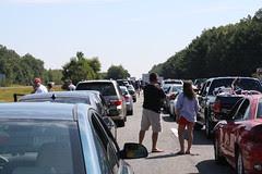 Traffic Jam on 495