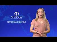 PERFORMANS YÖNETİMİ - Ünite 3 Konu Anlatımı 1 - Açıköğretim Sistemi - Anadolu Üniversitesi