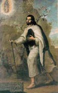 Juan Diego Cuauhtlatoatzin, Santo
