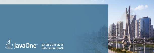 Save the Date: JavaOne Latin America is coming to Sao Paulo – June 23-25, 2015