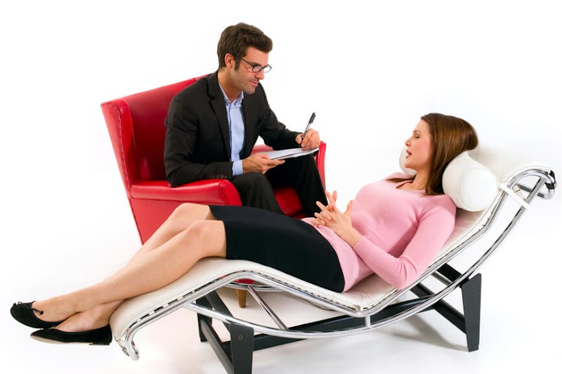 Como é que seria uma sessão no divã?