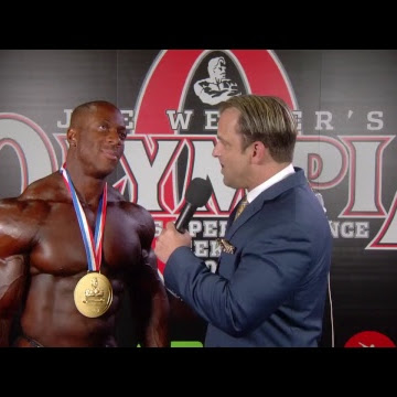Assista ao vivo a final do Mr. Olympia 2018