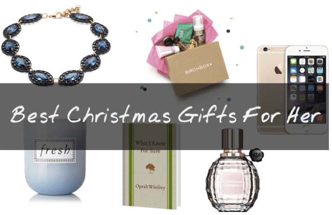 The Best Christmas Gifts For The Wife Her In 2015