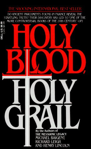 """Holy Blood Holy Grail"" cover"