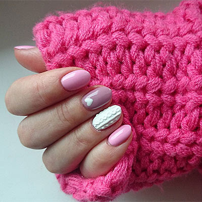 Manicure Trend: Knitted Nails | Beauty Tips & Makeup ...