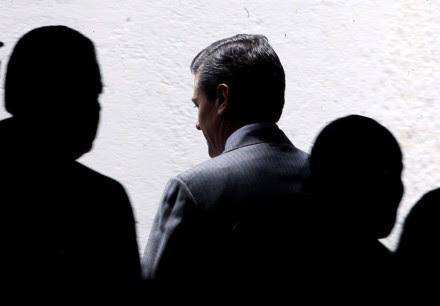 Enrique Peña Nieto, titular del Ejecutivo. Foto: Germán Canseco