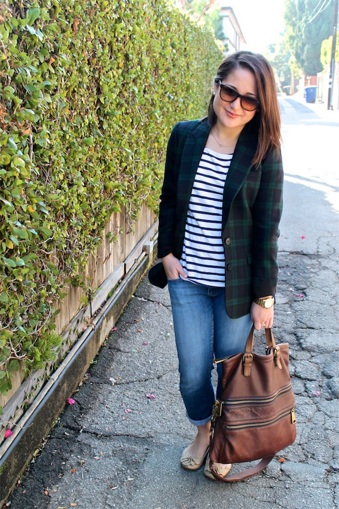 plaid-blazer-and-boyfriend-jeans