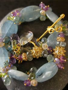 Tampico Bracelet - sea fairies' jewelbox