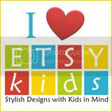 I Heart Etsy Kids
