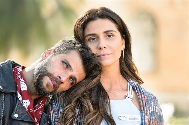 Mario (Bruno Gagliasso) e Alice (Giovanna Antonelli) (Foto: Globo/Ramón Vasconcelos)