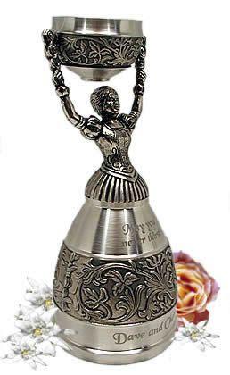 Heidi German Bridal Cup   Wedding ideas: when I wasn't