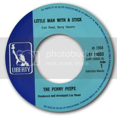 Penny Peeps - Little Man With A Stick