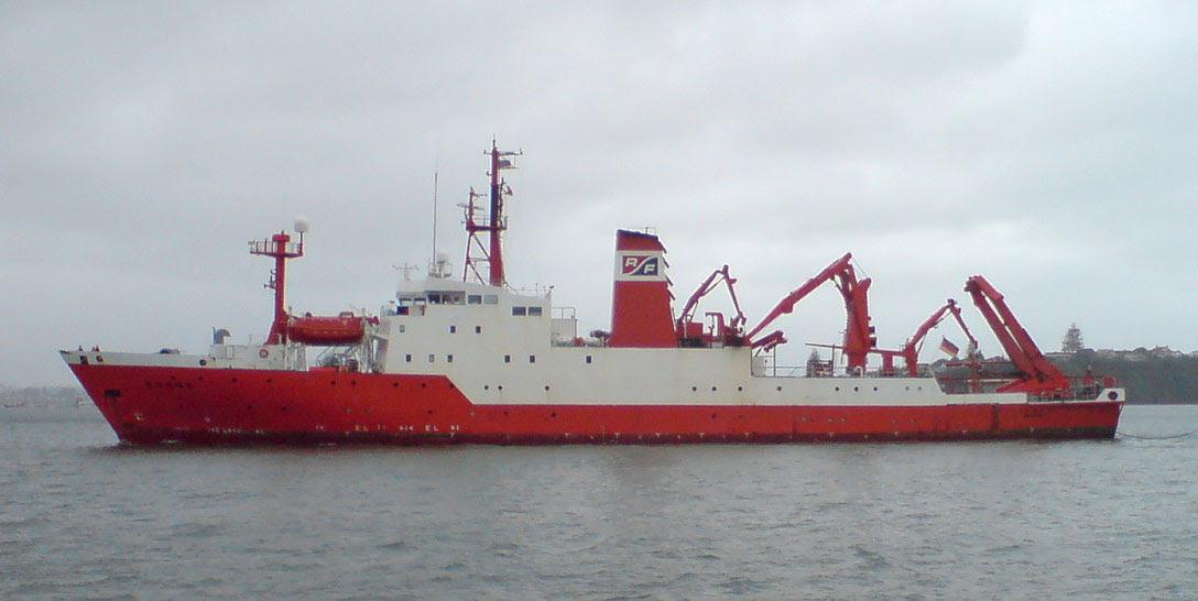 Resultado de imagen para buque usado para el CONICET