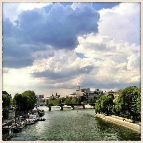 Paris, la Seine