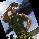 street fighter characters guile  enriquenl  deviantart