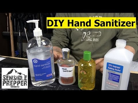 How to Make Hand Sanitizer Nairaland