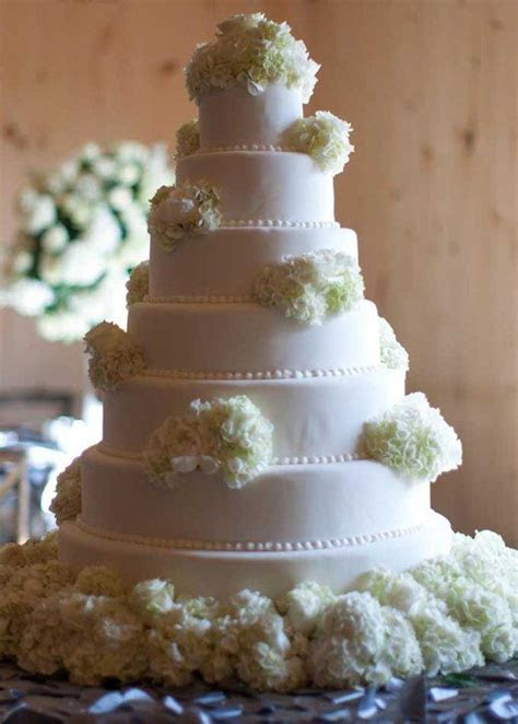 Top ten Most Expensive Celebrity Wedding Cakes In The