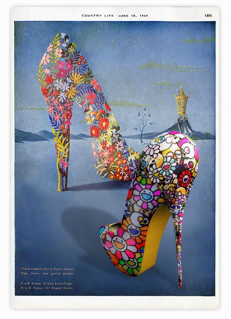 Shoetopia 2013: Murakami Dream.