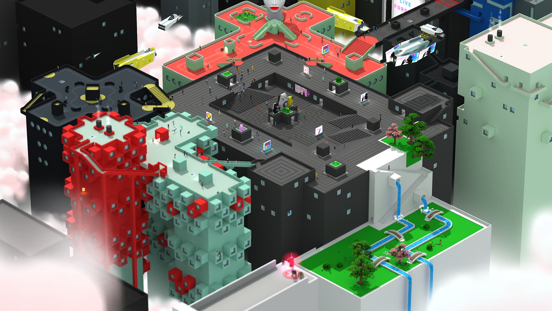 Tokyo 42 launches later this month screenshot