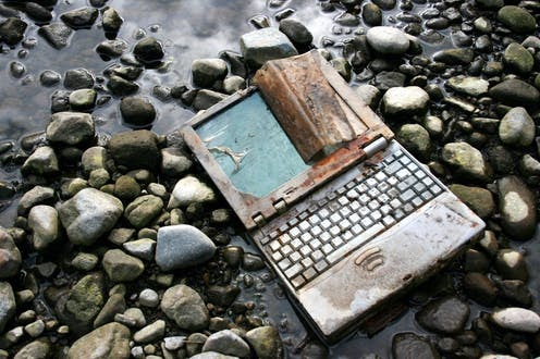 Consumer electronics have changed a lot in 20 years –  systems for managing e-waste aren't keeping up