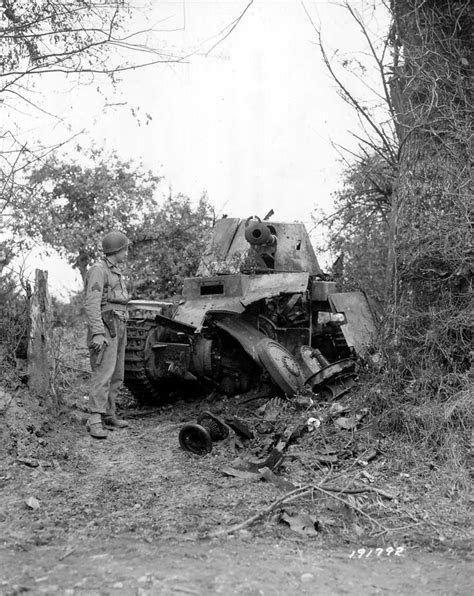 Normandy '44 photos – James Holland's Griffon Merlin