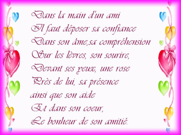Citation Sur Lamitie Sincere