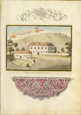 18th century Croatian house