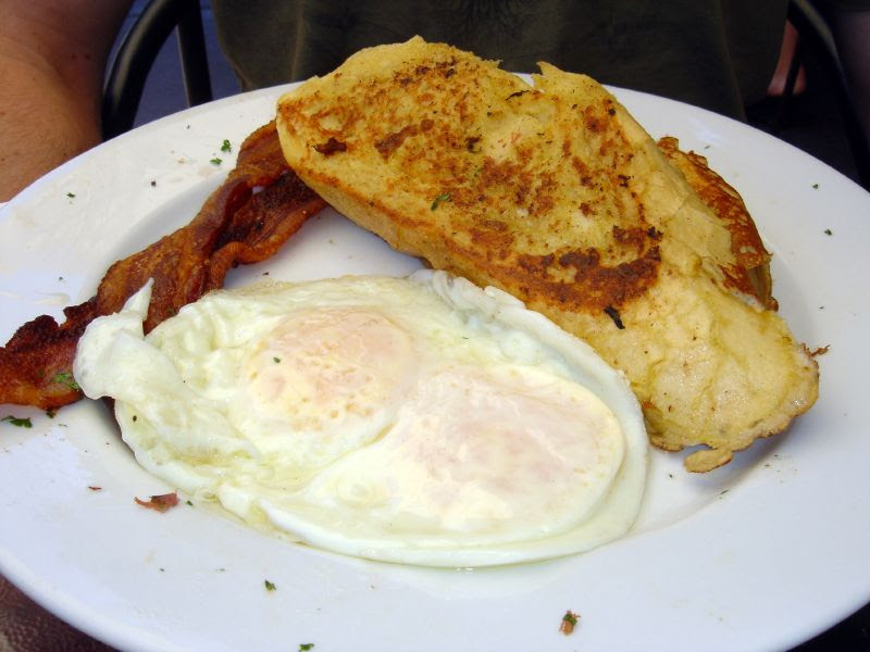 Eggs and French Toast