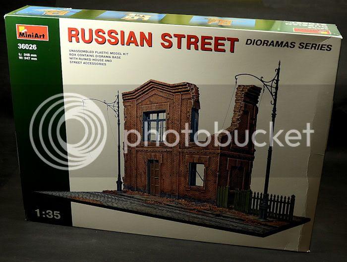 MiniArt 36026 Russian Street