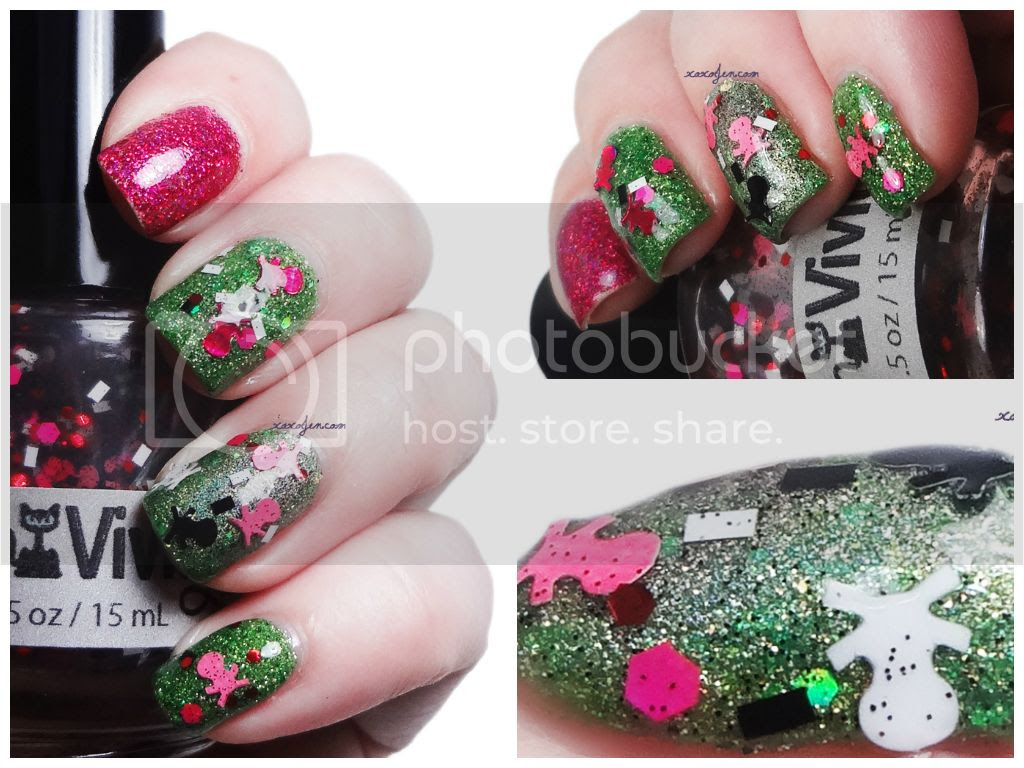 xoxoJen's collage of wtf f12 14 from Vivid Lacquer