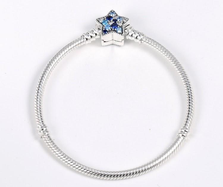 Sterling Silver Anchor Dangle Charm Pendant F// European Lobster Clip On Bracelet