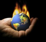 The earth may soon burn due to climate change