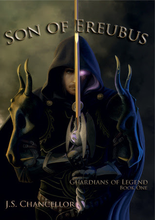 Book Review: Son of Ereubus (Guardians of Legend, Book 1), J.S. Chancellor Cover Art