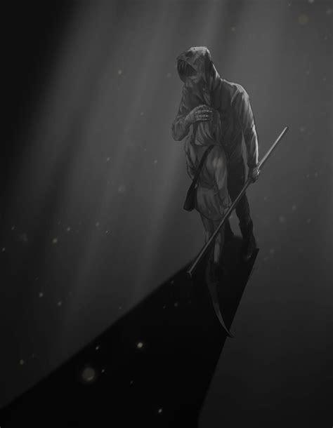 dark  beautiful anime  manga angel  death