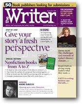 The Writer_September 2009
