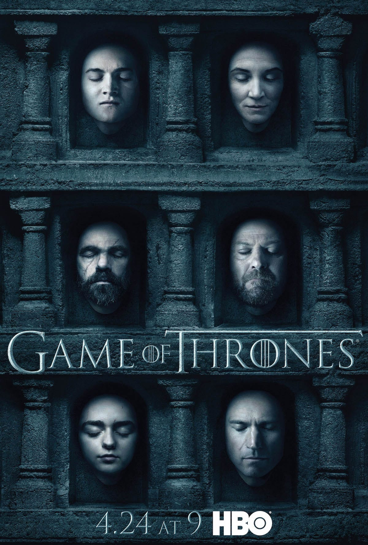 Resultado de imagen de game of thrones poster