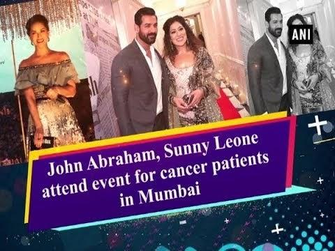 Cancer Awareness Event by John Abraham