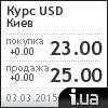 Киев курс доллара