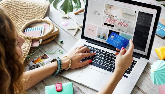افضل 5 مواقع للتسوق عبر الانترنيت