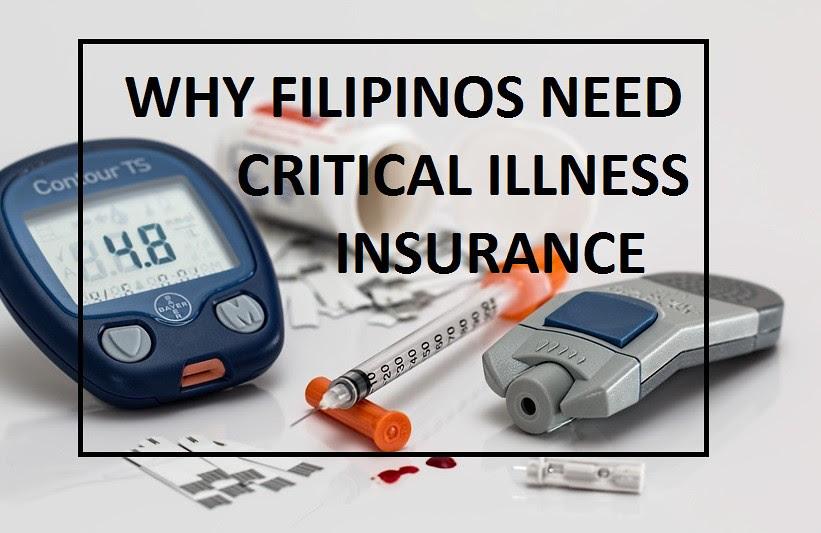 Why Filipinos need Critical Illness Insurance - MommyLace.Com