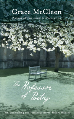 The Professor of Poetry by Grace McCleen