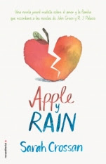Apple y Rain Sarah Crossan