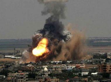 Bombardeios na Síria deixam ao menos 35 mortos e dezenas de feridos