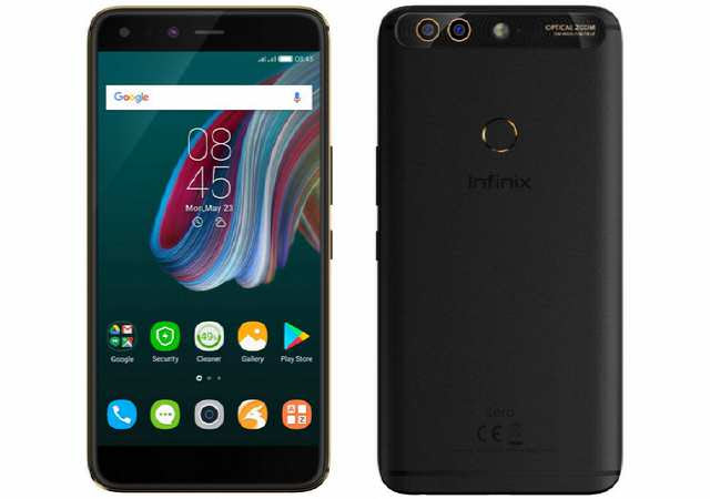 Infinix Zero 5 and Zero 5 Pro with 6GB RAM, 4350mAh Battery Officially Announced