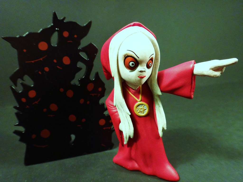 Living Dead Dolls mystery box series 2 Walpurgis