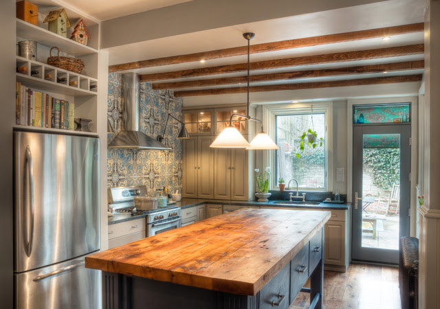10 steps to a kitchen remodel, from gathering design ideas through ...
